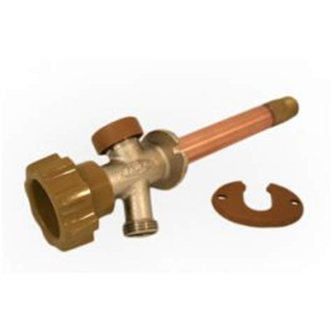 mansfield 478 b series anti siphon wall hydrant 1 2 quot mip x 1 2 quot swt connection
