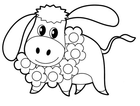 coloring pages animals for kids www mindsandvines com
