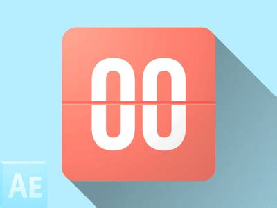 counter gif ae freebie by toto castiglione dribbble