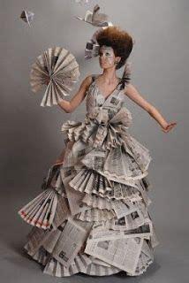 vestido con material reciclado vestidos con material reciclado moda y dise 241 o