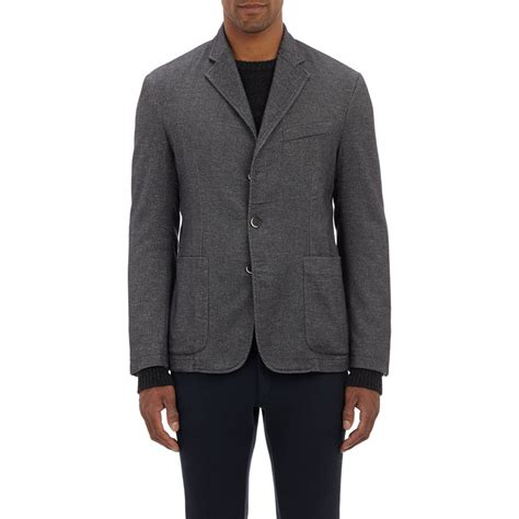Three Buttons 3 button sport coat jacketin