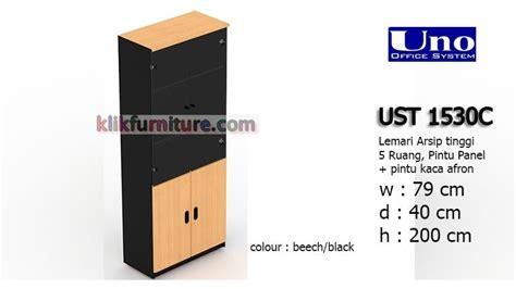 Lemari Arsip Tinggi Modern Series ust 1530c uno lemari arsip kantor tinggi sale
