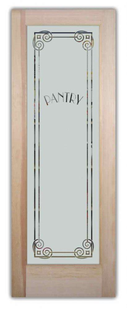 Frosted Glass Pantry Door Glass Pantry Doors Etched Glass Borders Sans Soucie Glass