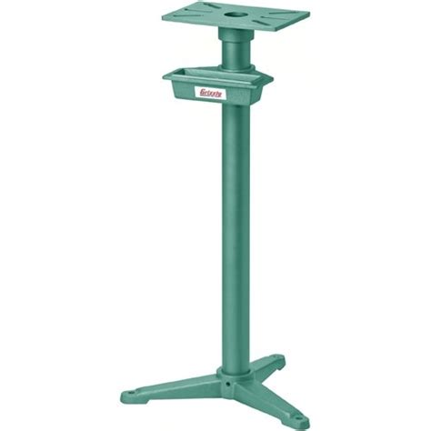 bench stand grizzly h7763 pedestal stand for bench grinder power