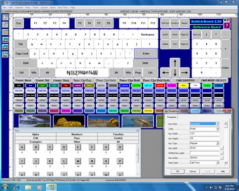 keyboard layout builder build a board virtual on screen keyboard and user