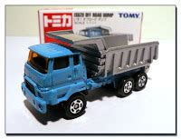 Diecast Miniatur Tomica Reg 80 Hitachi Construction Machinery Rubber world of tomica トミカの世界 tomica 071 080