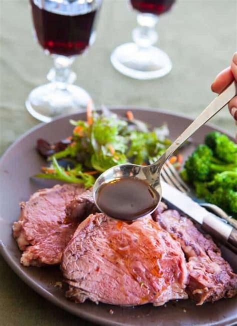 1 step fail proof prime rib roast recipe steamy kitchen