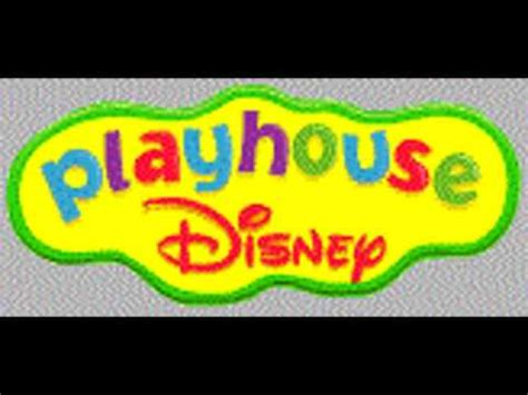 playhouse disney blend of logo playhouse disney logo history youtube