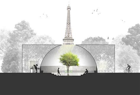paris pavilion the art of peace competition winners e
