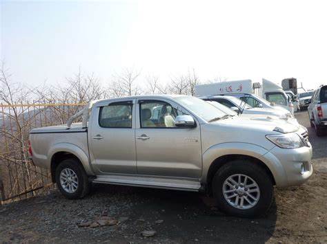 Toyota Up Hilux 2012 Toyota Hilux Up For Sale 3000cc Diesel