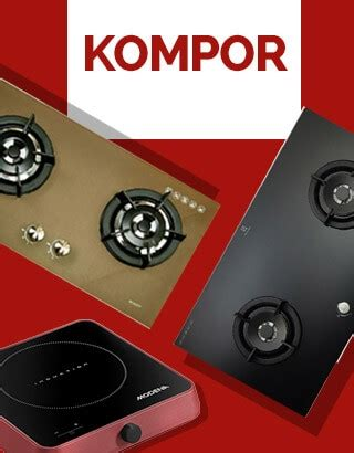 Kompor Gas Airlux National duniamasak shop alat dapur kulkas home living