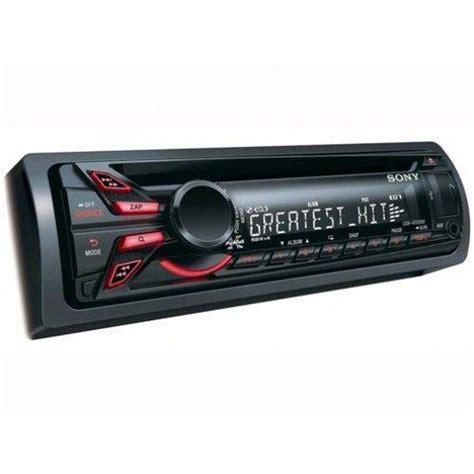 Sony Single Cd Cdx G1050 U cd player automotivo sony cdx gt1050u usb mp3 no
