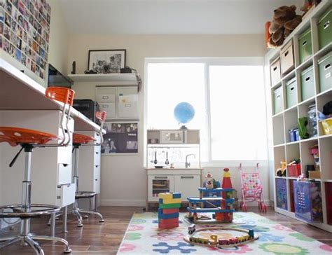 office playroom this shared parent work child ply space living with katy regnier home