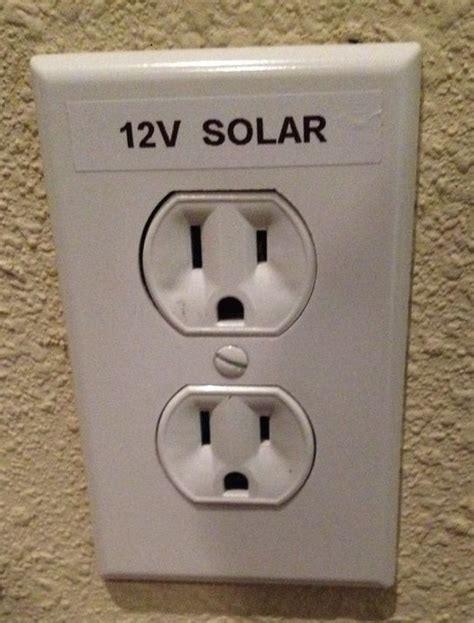 Solar Power Outlet For Lights Solar Energy Provides An Outlet For Hurricane Related Woes