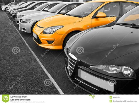 car selection perfect car selection stock photo image 40464520