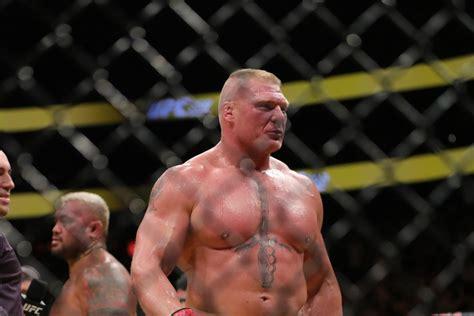 Paul Heyman Compares Brock Lesnar Ufc To Mcgregor Brock Lesnar