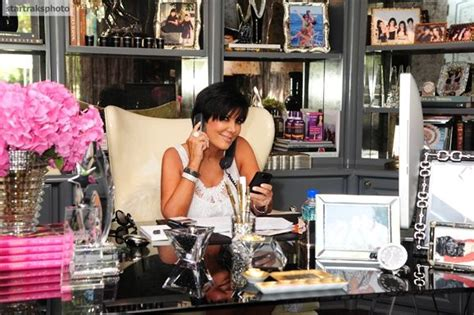 kris jenner home interior kris jenners home kris jenner s home office gorgeous