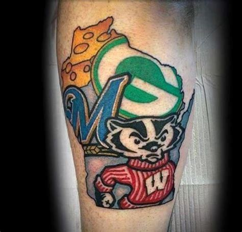 tattoo shops green bay green bay packers tattoos 20 green bay packers tattoos
