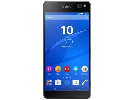 Hp Sony Xperia 5 Inch sony xperia c5 ultra features dual 13 megapixel cameras 6
