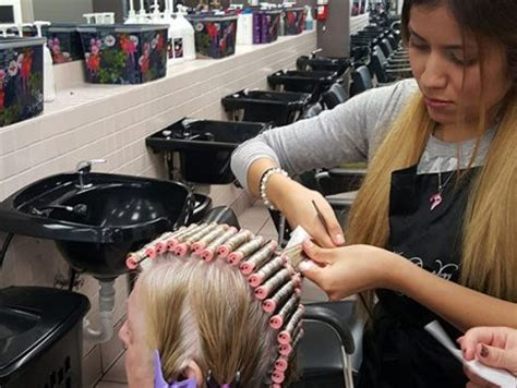 perm at old ladies hairdressers blog haskana institute of cosmetology