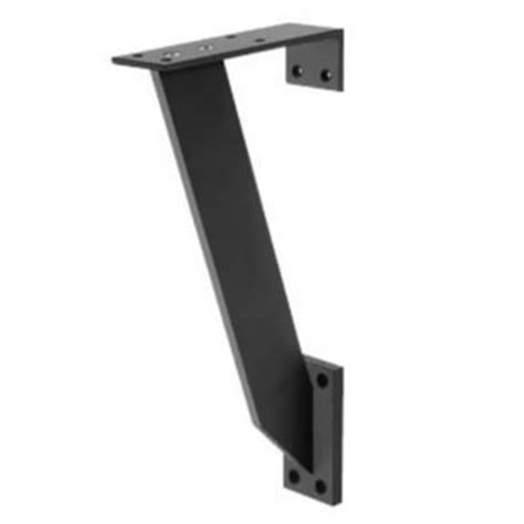bar top support metal countertop supports hafele face mounted countertop bracket for floating bar
