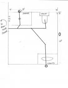 Second Floor Bathroom Plumbing Diagram Vanity Plumbing Diagram Vanity Get Free Image About