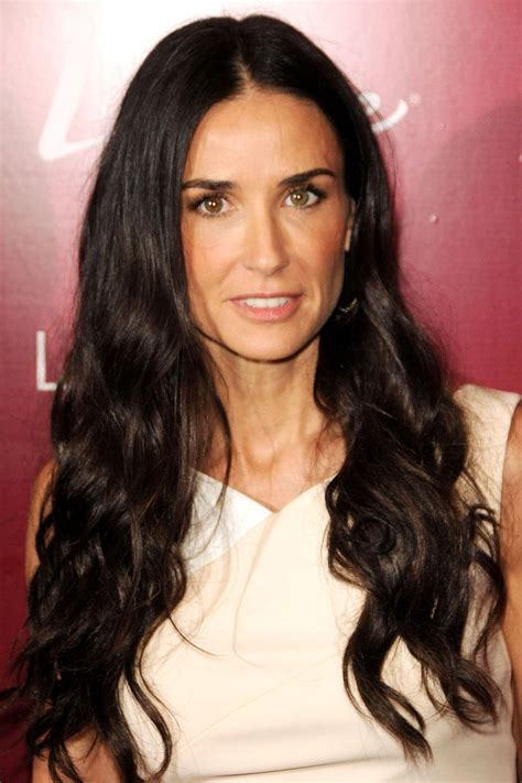 damy moore hair colour at home demi moore hair color hair colors idea in 2018