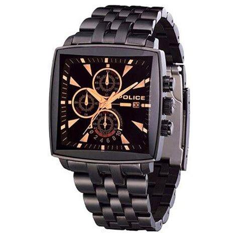 Clout Pl 14922jsu 02 Black 11401jsb 02m chronograph patrol black bracelet