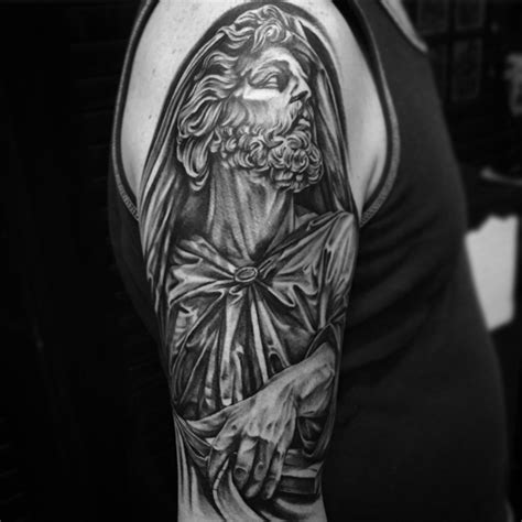 Black And Grey Tattoo Artists Virginia | iva chavez