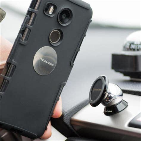 Patchworks Universal Magnetic Phone Holder Car Mount Set Original magnetic car mount 360 degree rotatable universal car phone mount holder primecables 174 at
