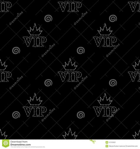text pattern websites seamless pattern with text vip from diamonds stock vector