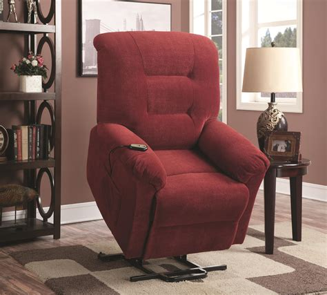 Coaster Power Lift Recliner by Coaster Recliners Power Lift Recliner Sol Furniture