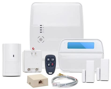 dsc wireless alarm system kit dsc alexor kit495 12cp01