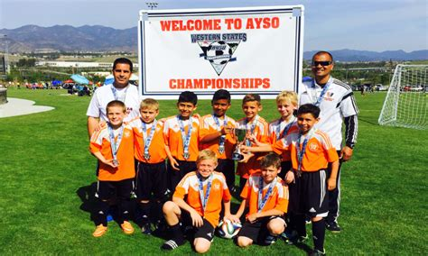 ayso section 10 scvnews com valencia united boys take home title at ayso