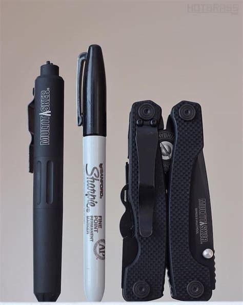 multitasker tools multitasker tools twist pen shaped ar 15 tool the