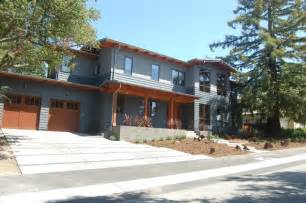 Contemporary Craftsman Homes Modern Craftsman Home