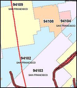 map of zip codes in california california zip code map including county maps