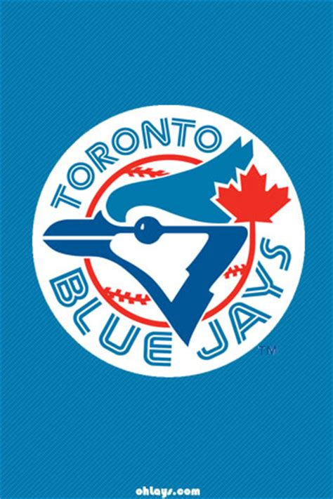 toronto blue jays iphone wallpaper  ohlays
