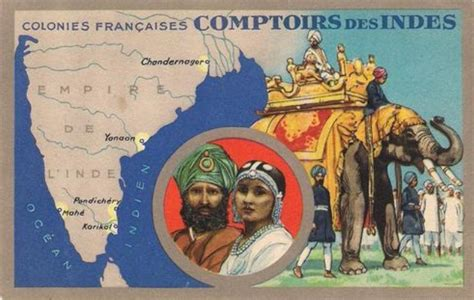 Comptoirs Des Indes by Pondich 233 Ry Des Comptoirs Fran 231 Ais 224 L Inde D Aujourd Hui