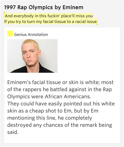 eminem i miss you lyrics and everybody in this fuckin place ll miss 1997 rap