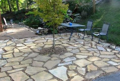 savvy housekeeping 187 different types of flagstone patios