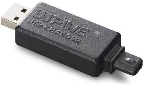 Lu Led Charger lupine usb charger f 252 r lupine piko x duo pda max