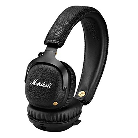 Headset Marshall marshall mid bluetooth headphones black