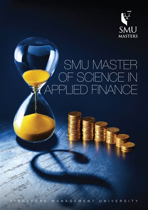 Mba Or Masters Of Applied Finance by Guo Xiaoqiang Welcome To Kong Chian School Of