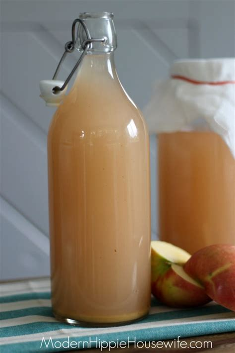 how to make apple cider vinegar how to make apple cider vinegar modern hippie health wellness