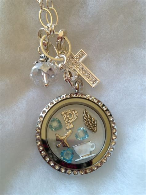 How To Open An Origami Owl Locket - origami owl locket want