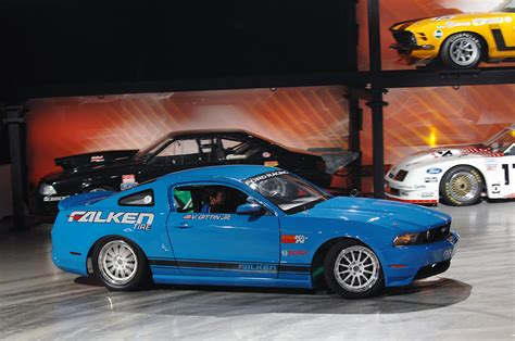 falken drift mustang 2010 falken ford racing drift mustang photo gallery autoblog