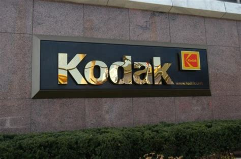 Calendario Kodak Kodak Vende Patentes En 525 Millones Para Salir De La