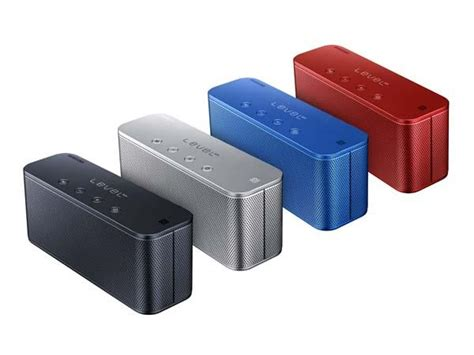 Speaker Mini Samsung samsung level box mini bluetooth speaker announced gadgetsin