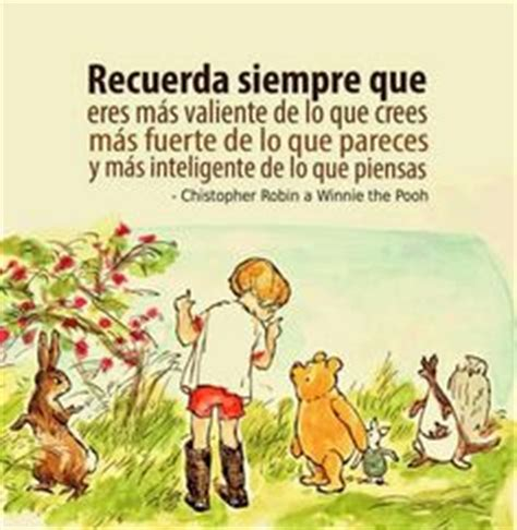 imagenes de winnie pooh con frases hermosas 1000 images about frases lindas on pinterest fes amor
